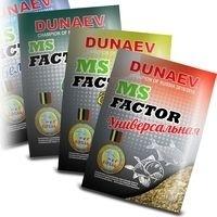 Прикормка Дунаев МС фактор