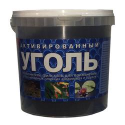 Наполнитель активированный уголь 3,2 l / 2 kg.