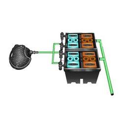 PONDTECH Bio system 3 проточный фильтр для пруда до 150.000 литров