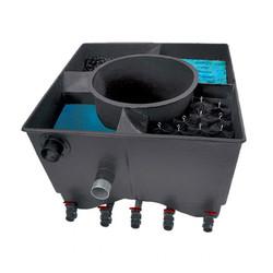 MESSNER Center-Vortex 80000 многокамерный фильтр для пруда до 90.000 литров