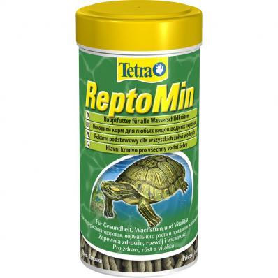 Tetra ReptoMin 250мл гранулы для черепах