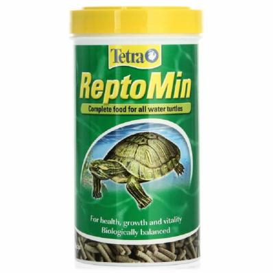 Tetra ReptoMin 1л гранулы для черепах