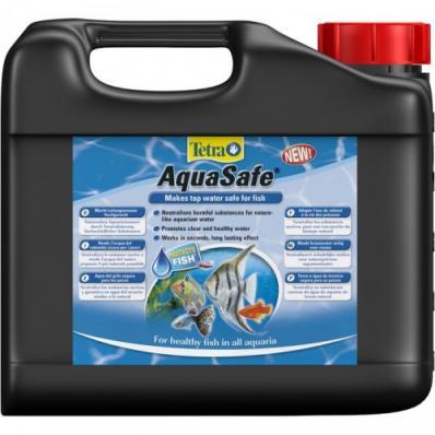 TETRA AquaSafe 5л, кондиционер для подготовки воды на объем 10000л