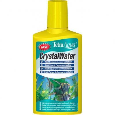 TETRA CrystalWater 100мл, кондиционер для очистки воды на объем 200л