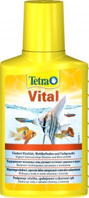 TETRA Vital 500мл, кондиционер для поддержания естественных условий на объем 1000л