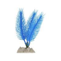 Растение флуоресцирующее GloFish синее S 13 см