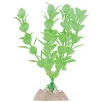 Растение флуоресцирующее GloFish зеленое S 13 см