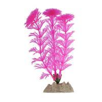 Растение флуоресцирующее GloFish розовое S 13 см