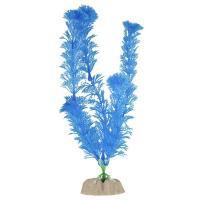 Растение флуоресцирующее GloFish синее L 20см