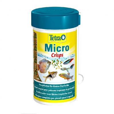 Tetra Micro Crisps 100мл микро чипсы