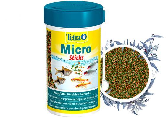 TetraMicro Sticks 100мл
