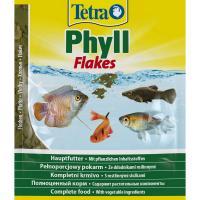 Купить корм для рыб TetraPhyll 12г (пакетик)