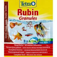 Купить корм для рыб в Москве TetraRubin Granules 15 г (пакетик)