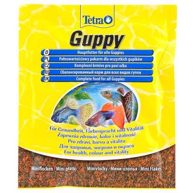 TetraGuppy 12 г (пакетик)
