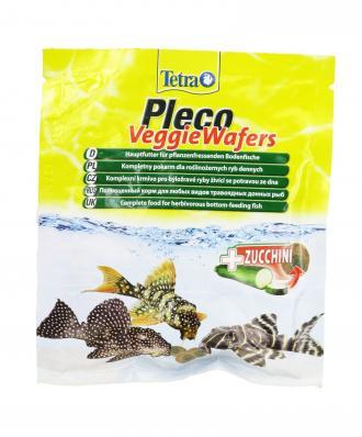 Tetra Pleco Veggie Waffers 15г