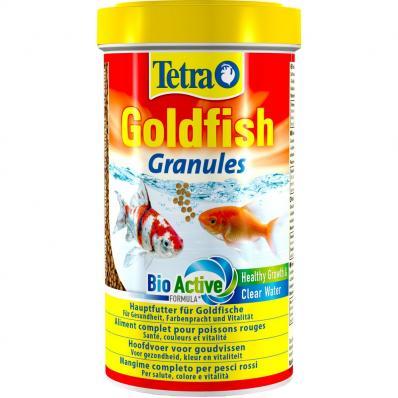Tetra Goldfish Granules 500 мл