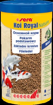 Корм для прудовых рыб SERA KOI ROYAL ST mini 1 л (300 г)