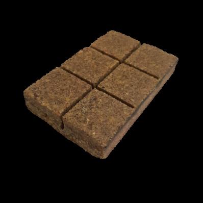 Макуха Кукурузная 6 Кубиков Размер - 37x37x18мм С Ароматом Подс. Семечки