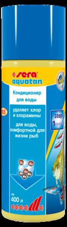 Средство для воды SERA Aquatan 100 мл