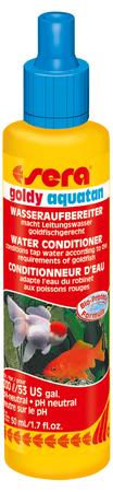 Средство для воды SERA Aquatan Goldy 50 мл