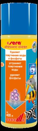 Средство для воды SERA Phosvec 100 мл