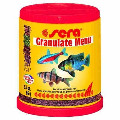 Корм для рыб SERA Granulat Menu 150 мл (66 г)