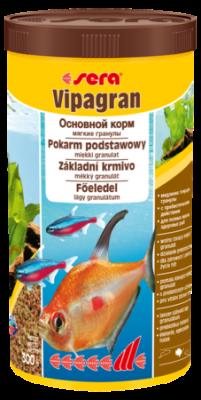Корм для рыб SERA Vipagran 1 л (300 г)